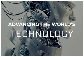 Advancing the World's Technology